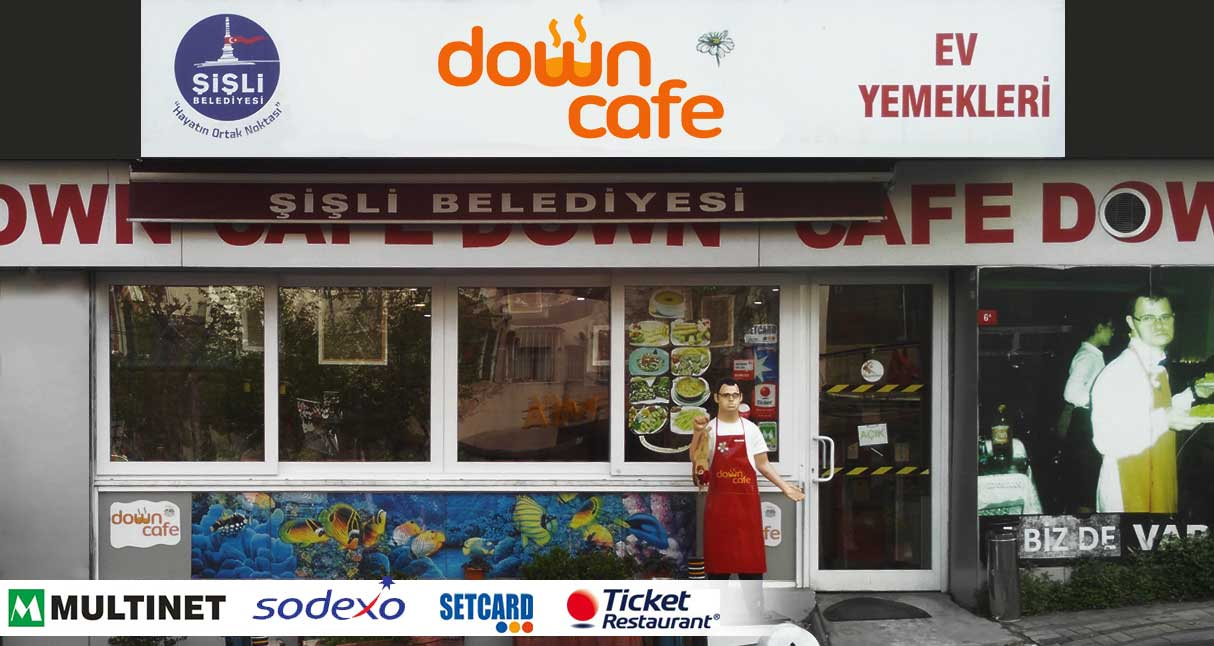 Down Cafe Şişli