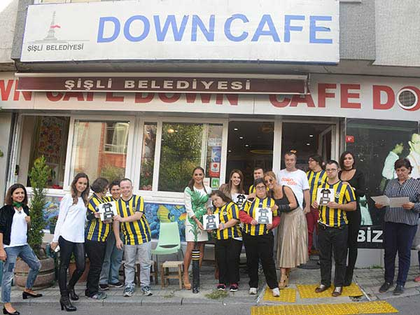 Down Cafe / Şişli